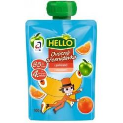 Ovocná kapsička s pomeranči a vitamínem C 100g