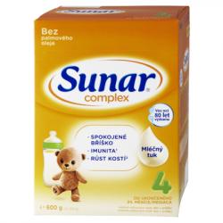 Sunar Complex 4, od ukončeného 24. měsíce