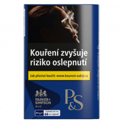 P&S Blue cigaretový tabák 30g