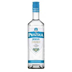 Pražská Vodka Jemná 30% 500ml