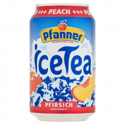 Pfanner Ledový čaj Broskev...