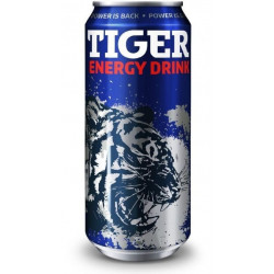 Tiger Energy drink 500ml