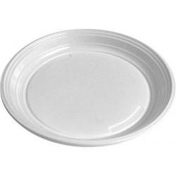 Plastový talíř mělký 20cm...