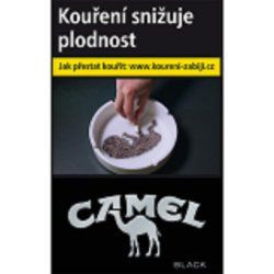 Camel Black 20ks