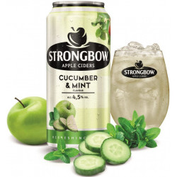 Strongbow Cucumber & Mint...