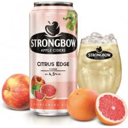 Strongbow Citrus Edge plech...