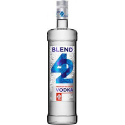 Vodka 42 Blended (42%) 1l