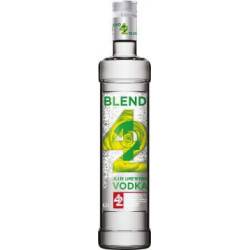 Vodka 42 air lime+mint 42%...