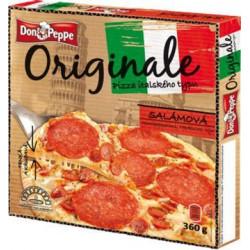 Pizza salámová 360g