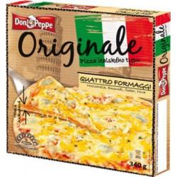 Pizza Quattro formaggi 340g