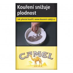 Camel Yellow 20ks