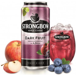 Strongbow Dark Fruit plech...