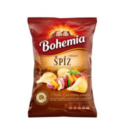Bohemia Chips špíz 70g
