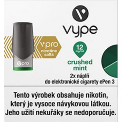 Vype ePen3 crushed mint 2ks