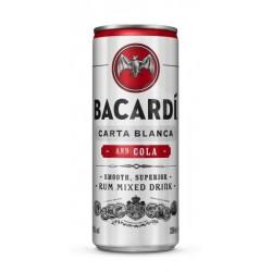 Bacardi a Cola 250ml