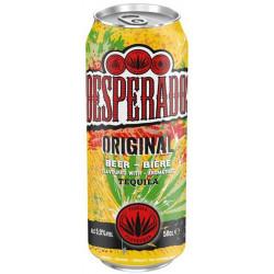 Desperados Tequila plech 500ml