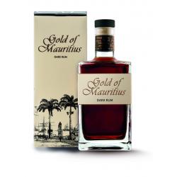 Gold of Mauritius rum (40%)...