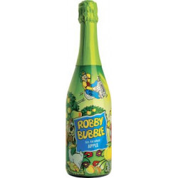Robby Bubble jablko 750ml