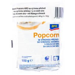 Popcorn Sýrový 100g