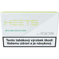 Heets Willow Label