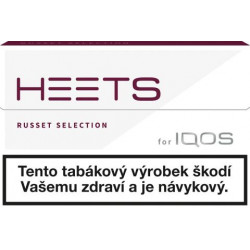 Heets Russets Label 20ks