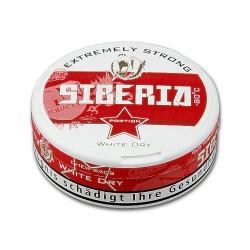 Siberia White Dry - žvýkací tabák 13g