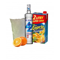 Vodka + Džus Pomeranč set