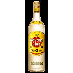 Havana Club Aňejo 3 Aňos (37,5%) 700ml