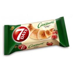 7 Days Croissant jahodový 60g
