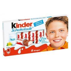 Kinder Chocolate tyčinky 100g