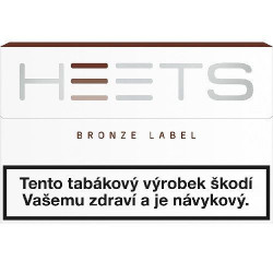 Heets Bronze Label 20ks