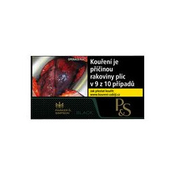 P&S Black cigaretový tabák 30g
