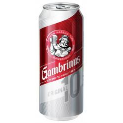 Gambrinus Originál 10°...
