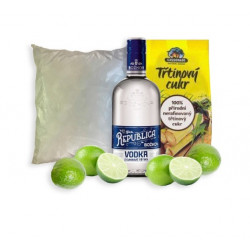 Republica Vodka set