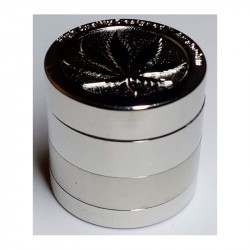 Drtička černá kovová čtařdílná 2,8cm 1ks