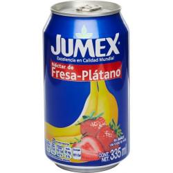 Jumex Jahoda Banán plech 335ml