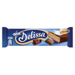 Delissa Mléčná čokoláda 33g