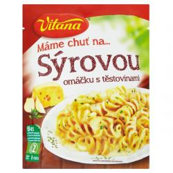 Vitana těstoviny v sýrové omáčce 160g